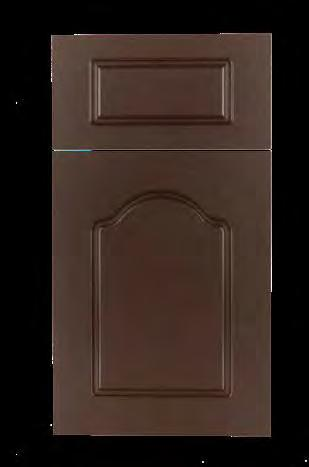 Inside Profile: Raised Ogee Outside Profile: Flat KDS403 Inside Profile: