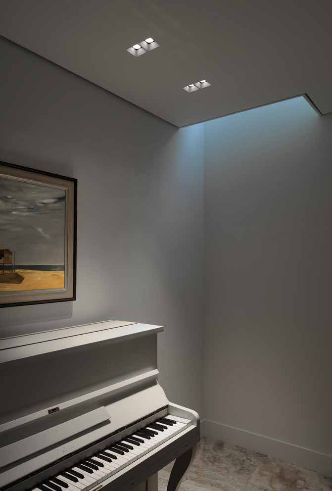 Down in-line 80 Down in-line 80 Project Private residence Architect BOS Architecten Location Laren, The Netherlands Photographer Serge Brison downlight downlight downlight downlight LED MR16 LED