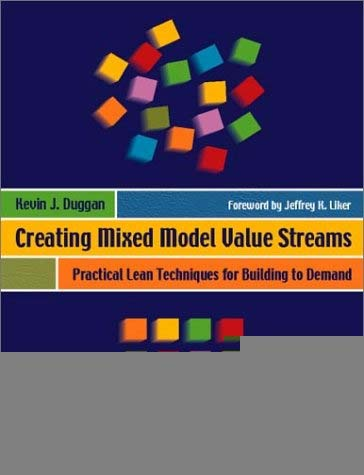 Titel: Creating Mixed Model Value Streams Auteur(s): Kevin J.