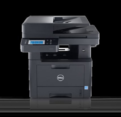 Dell multifunctionele monochroomprinter B2375dfw SKU: 210-ABWM Dell Mobile Computing Cart Dell multifunctionele