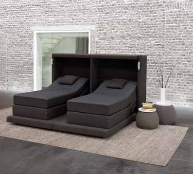 be sleeping apart together brest sleeping apart together Samen apart slapen Het Sleeping Apart Together bed van Recor Bedding is een revolutionaire slaapplek die het