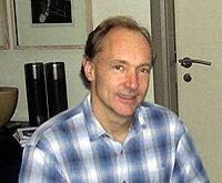 Sir Tim Berners-Lee (geb. 1955) Robert Cailliau (geb.
