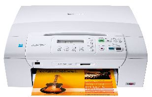 INKTJET HOME & SMALL OFFICE DCP-195C DCP-J125 DCP-J315W DCP-J525W DCP-J515W DCP-J725DW DCP-J925DW 89 99 115 125 125 159
