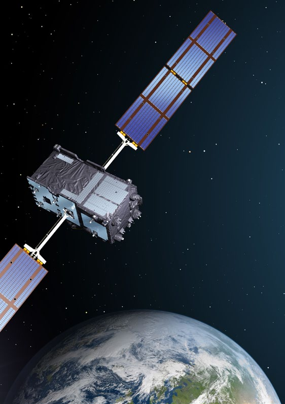 CGI is an important player on Galileo and we are very pleased they have been selected for this