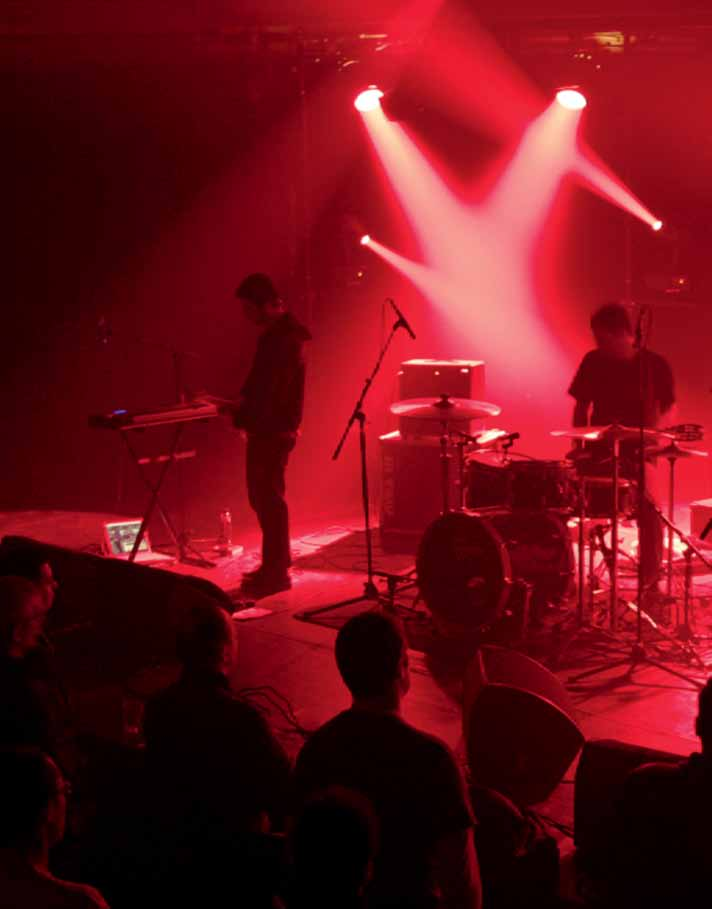 Be My Weapon - Botanique