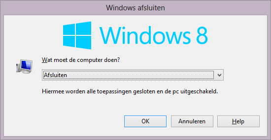 Bureaublad windows handleiding share the knownledge for Windows 8 bureaublad
