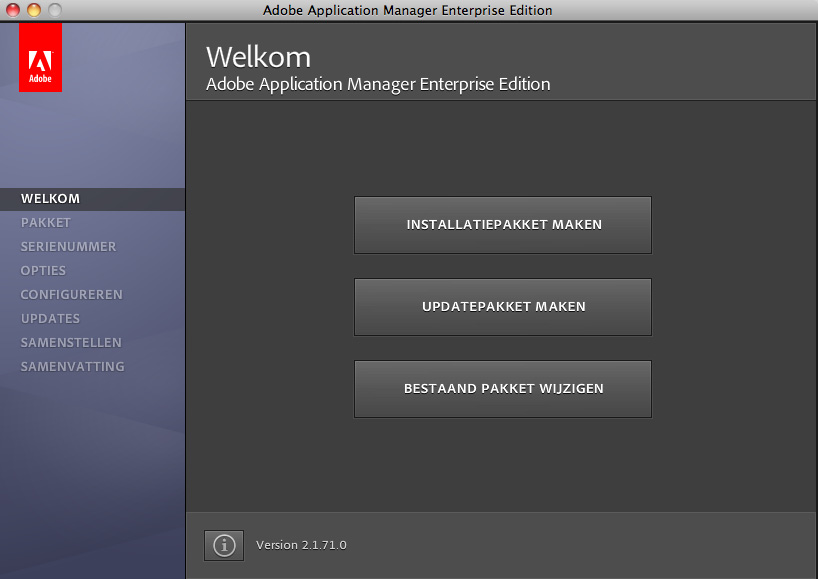 Adobe Application Manager 2.