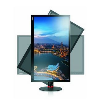 ThinkVision Pro2840m DE THINKVISION 4K MONITOR VAN LENOVO IS ALS EEN FRISSE WIND.