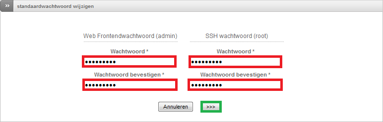 Dit is de License Agreement van Endian Firewall.
