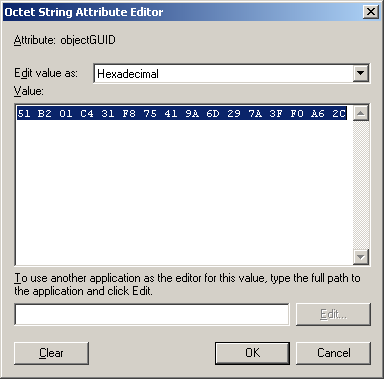 3. Right-click on this node in the left pane and select Properties. The Properties dialog box opens. 4.