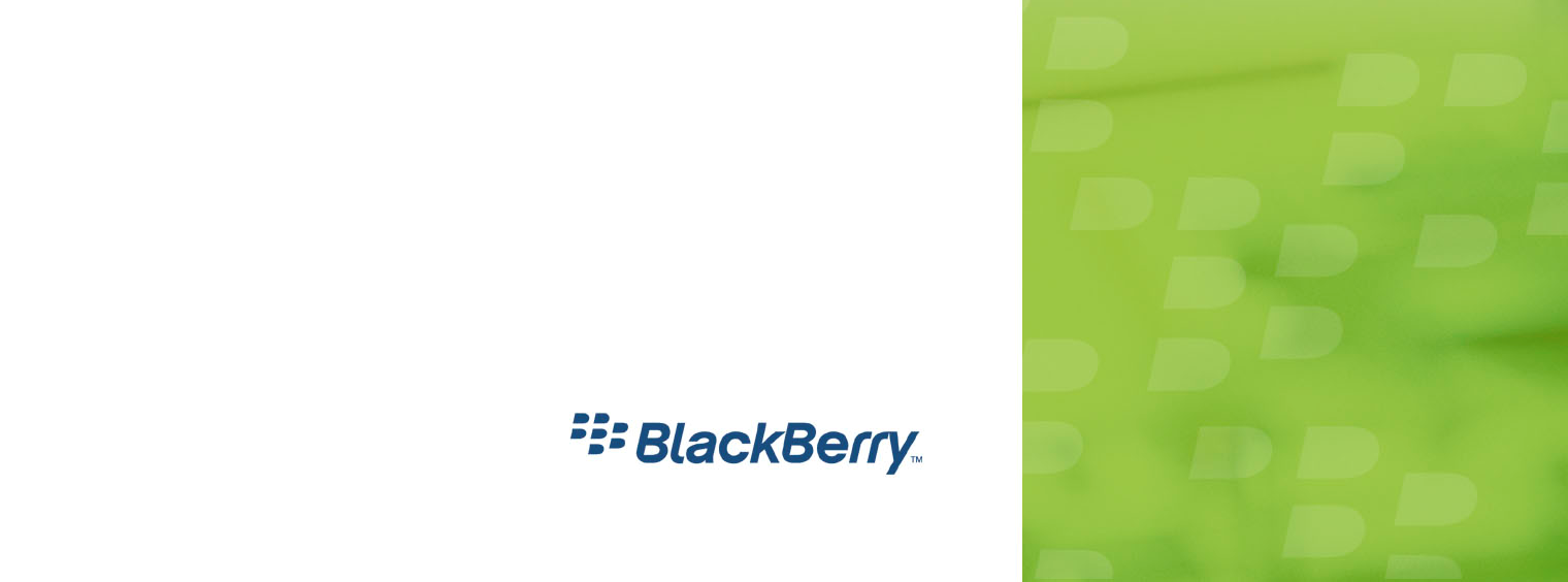 Blackberry en applicaties, een uitgebreid platform Gert