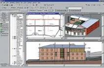 EPLAN Revit Autocad The Control Room of the Future BIM & SCADA DWX, DXF, XML