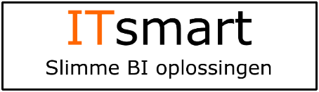 Over ITsmart ITsmart is al ruim 10 jaar gespecialiseerd in Business Intelligence-oplossingen.