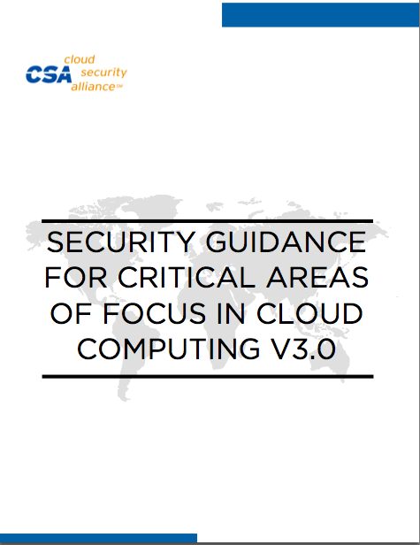 Governing the Cloud CSA Guidance Research Highlights Best practices for securing cloud computing V3 released in Sep 2011. Now covers 15 domains. Research continues. https://cloudsecurityalliance.
