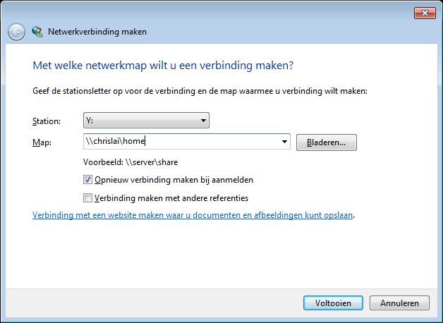 Methode 3: Gebruik Windows Verkenner.