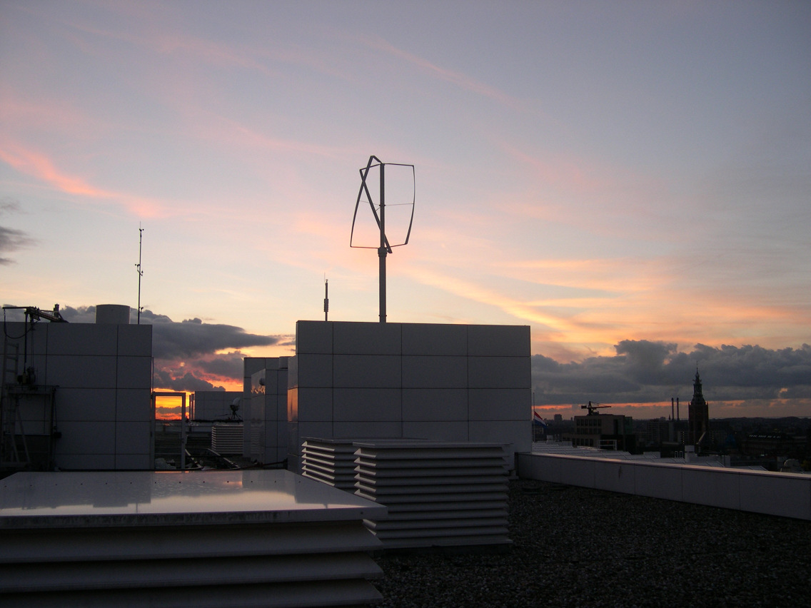 URBAN WIND TURBINES LEIDRAAD