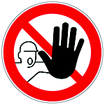 Chapter 8 - Safety signs and symbols Prohibition boards smoking prohibited forbidden for pedestrians fire, flame and smoking forbidden to