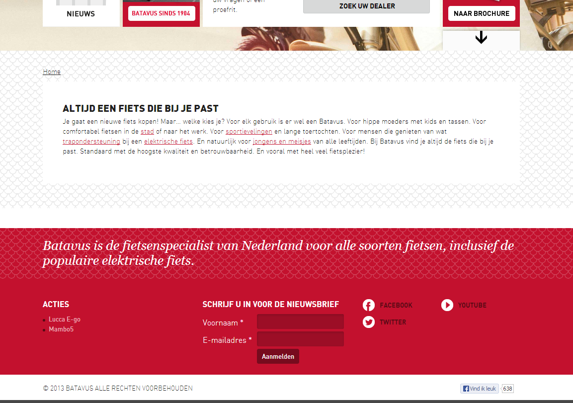 Subonderdeel Do s en dont s van e-mailmarketing confirmed opt-in?