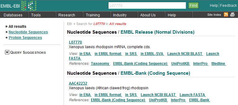 Emboss EMBOSS = European Molecular Biology Open Software Suite Inloggen: F Secure SSH Client Web interface Link: http://10.33.126.