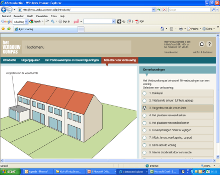 Opportunities of web site velopment linking supply with house owner s cision