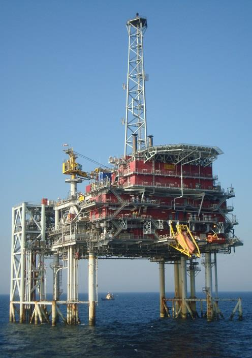 28 Recent voorbeeld offshore platform Installed Base Evaluation (IBE) door Rockwell Automation : wat waren de observaties / acties? Human Machine Interface HMI systeem op basis van Windows 2000.