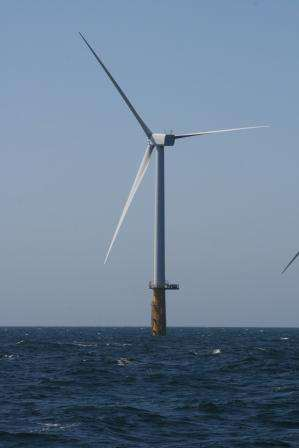 DOWES Concept 2011 Wind farm owners Service Level