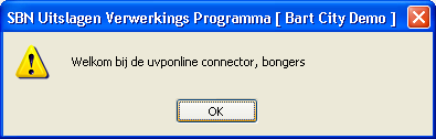 URL uvponline connector: default: http://uvp.survivalbond.