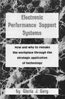 Performance Support An orchestrated set of services that provide on-demand