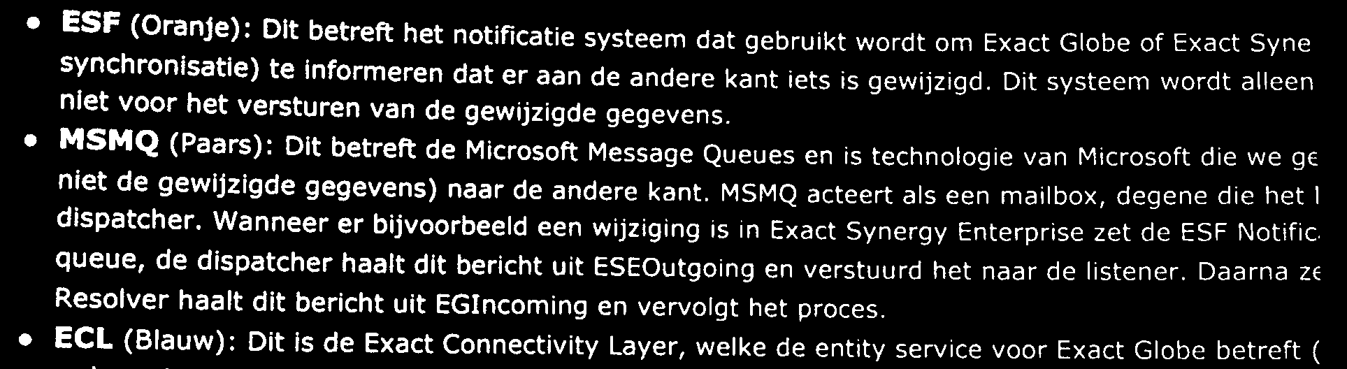 6. De applicatie (a) Origineel (b) Na