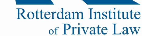Rotterdam Institute of Private Law Accepted Paper Series Hamm q.