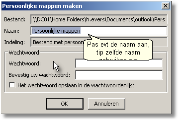Alles over Outlook 41 4.