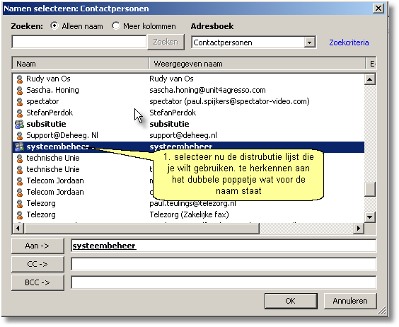 Alles over Outlook 8.