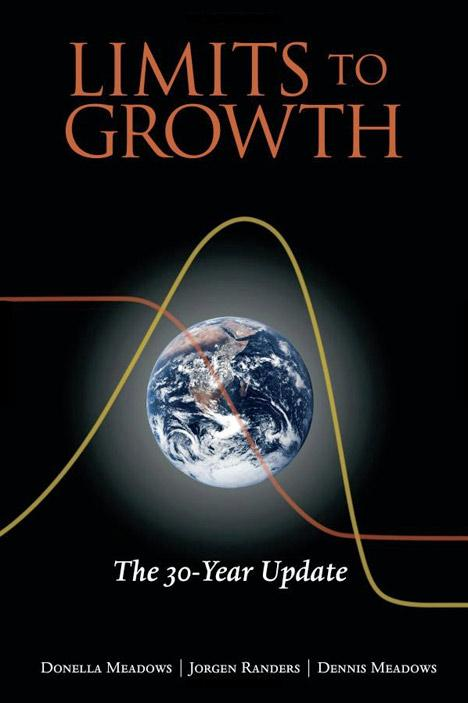 The Limits to growth Verscheen in 1972 Uitgan
