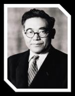 Originele doelstelling Kiichiro Toyoda Founder of TOYOTA Taiichi Ohno father of the Toyota Production System, today known as Lean Manufacturing Continuously improve all operational conditions within