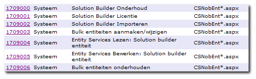 5 Configuratie Solution Builder SE 5.1