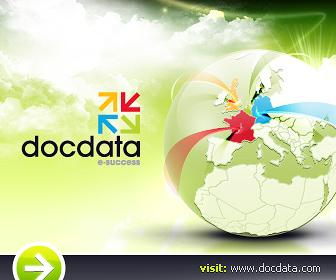 Docdata Payments collection webshop backend printshop mail, SMS