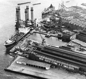 Historie GustoMSC / SBM Offshore 1862 1959 1969 1977 1978 1984 2005 Start of Gusto shipyard First SBM SPM mooring ordered by Shell Start of