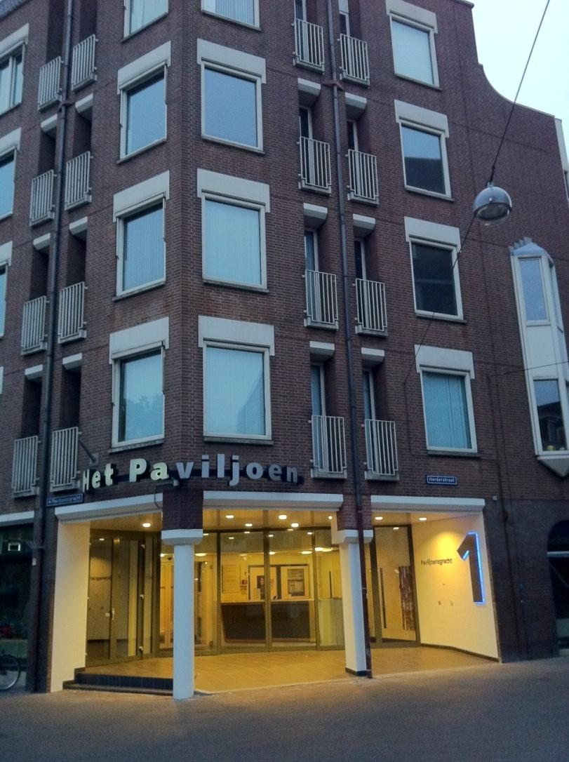 Building Information Paviljoensgracht 1-3 te Den Haag PROPERTY INFORMATION Project code PAV PROPERTY M² Available Project name Paviljoensgracht Project Address Paviljoensgracht 1-3 ground floor 1285.