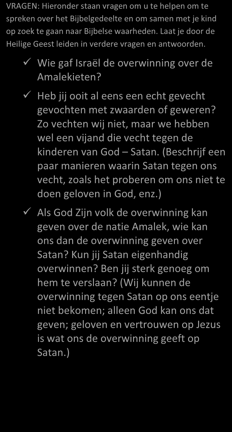 spreken over god