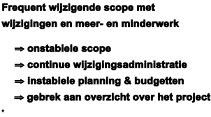 Over Earned Value Management en zo 19 Activiteit codes (~ 700) >1 1 (C) (A) Maak roll-up act. codes 1-1 relatie (D) (B) Match of Roll-ups Act.