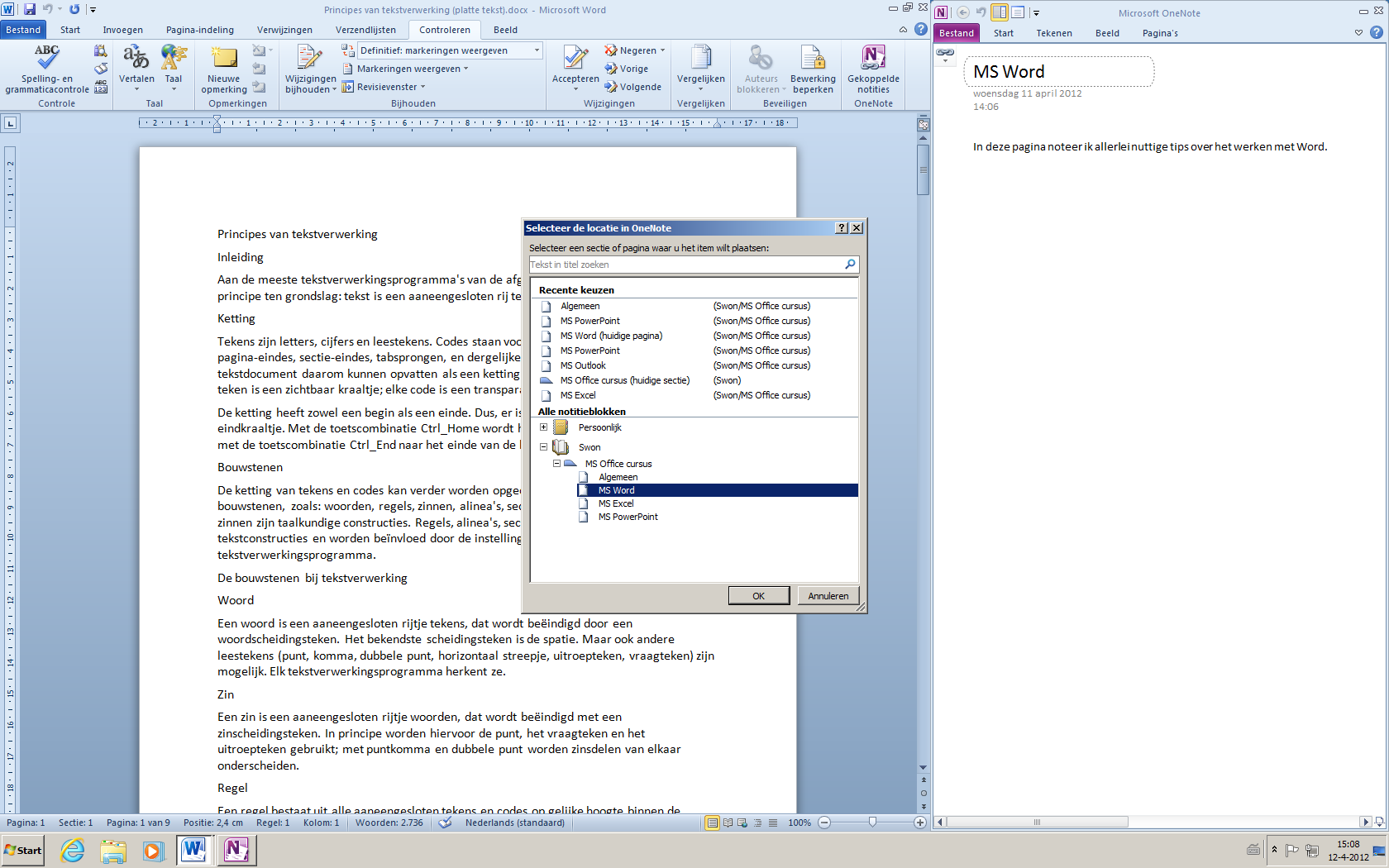 pdf onenote to word doc