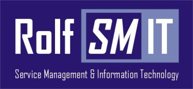 ISM: ITIL & ASL Out of the box?