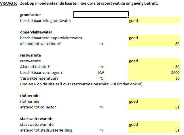 ROADMAP quickscan detailstudie