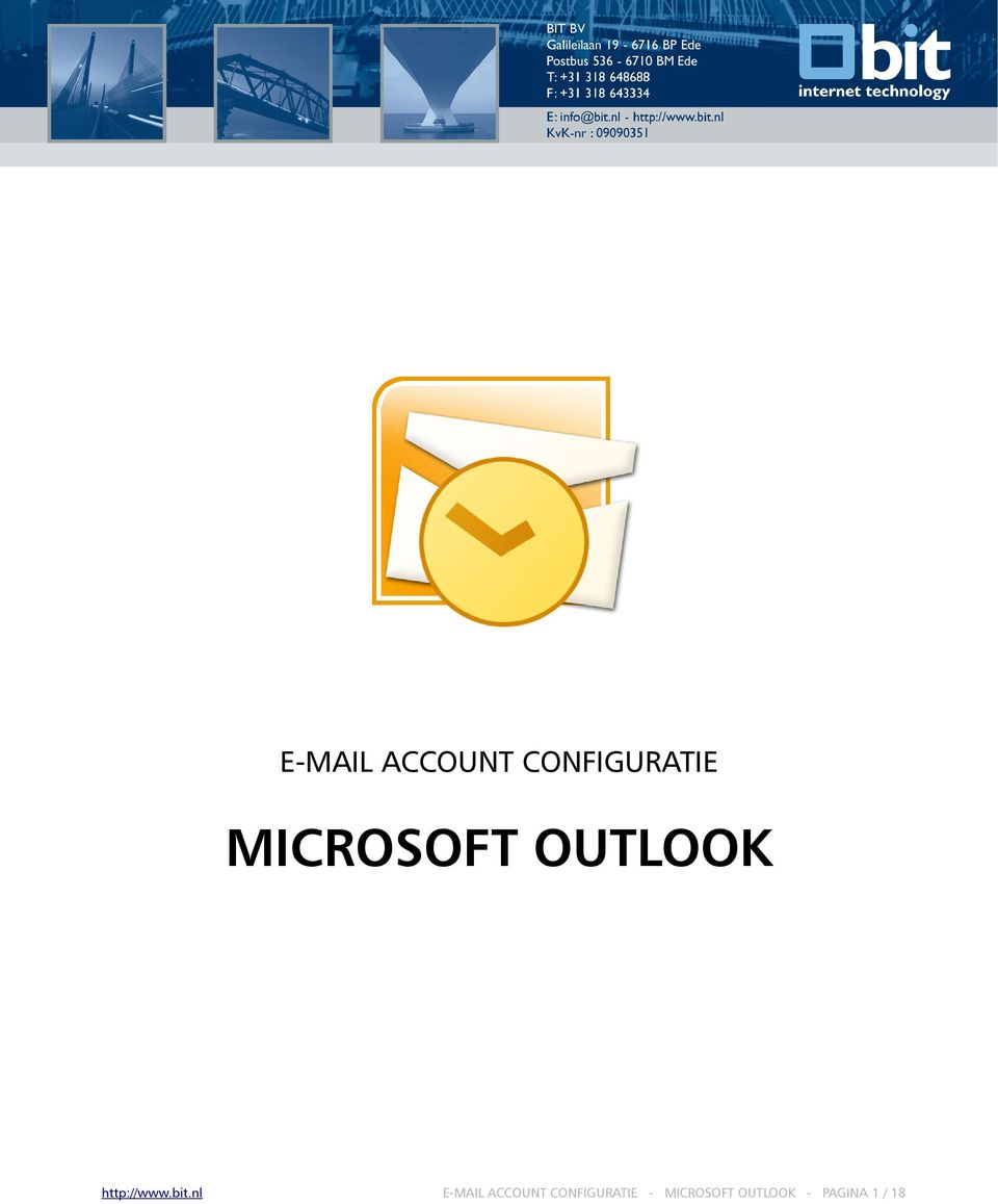 MICROSOFT OUTLOOK - PAGINA