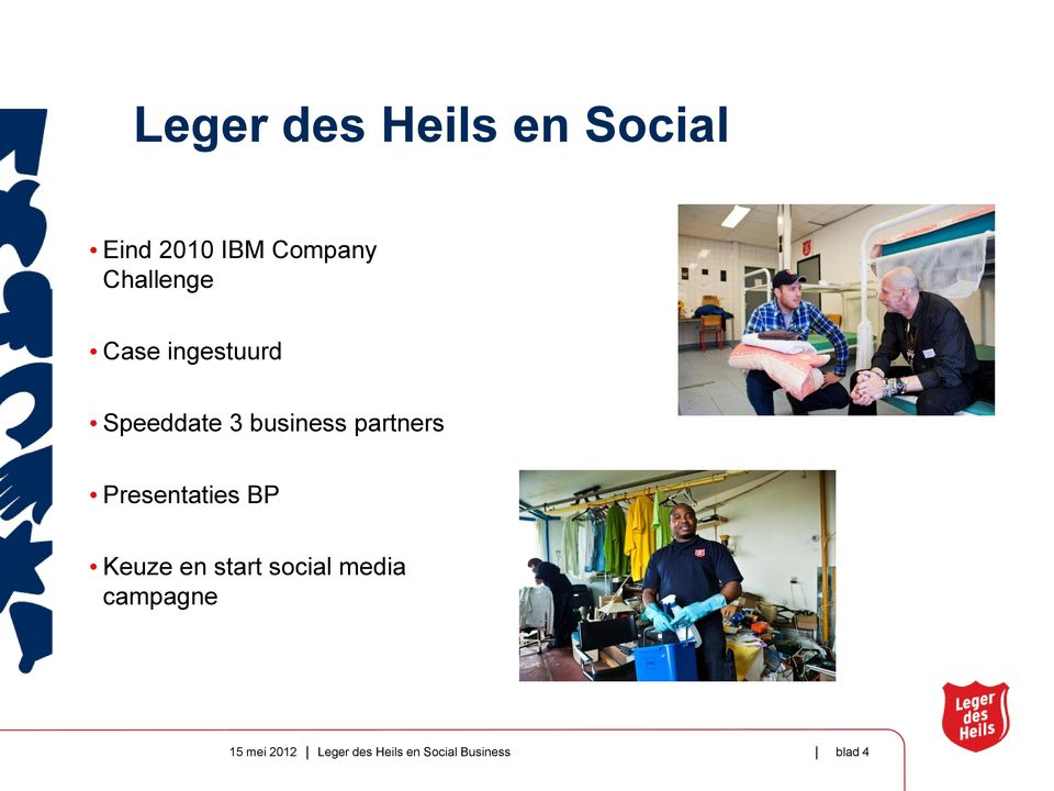 partners Presentaties BP Keuze en start social media