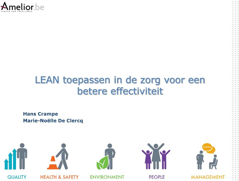 effectiviteit Hans