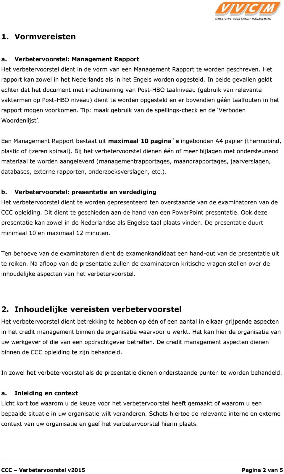 opdracht hbo leergang human resources