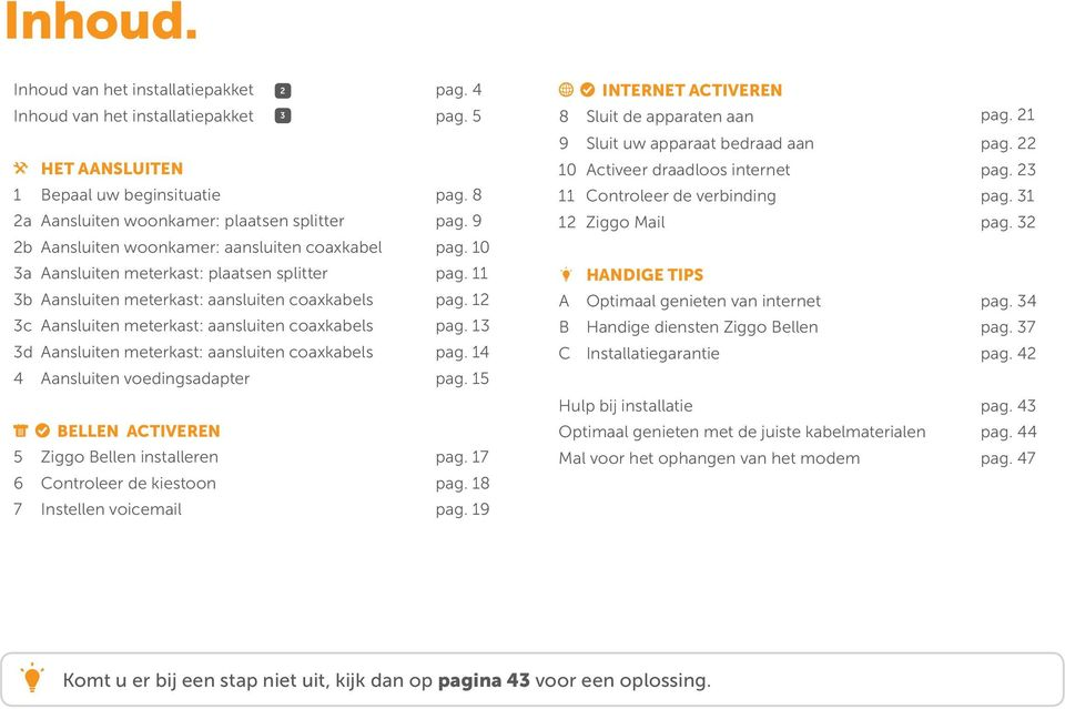 Installatie Alles In Een Ziggo Mail - prioritycompare