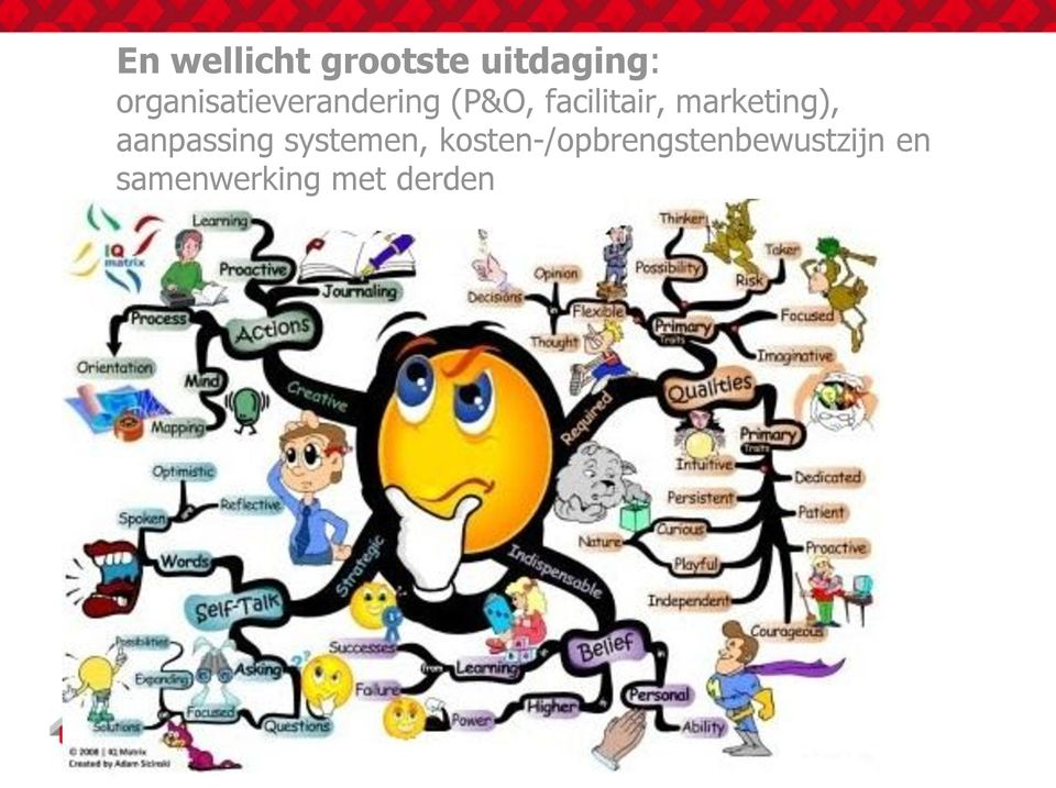 marketing), aanpassing systemen,