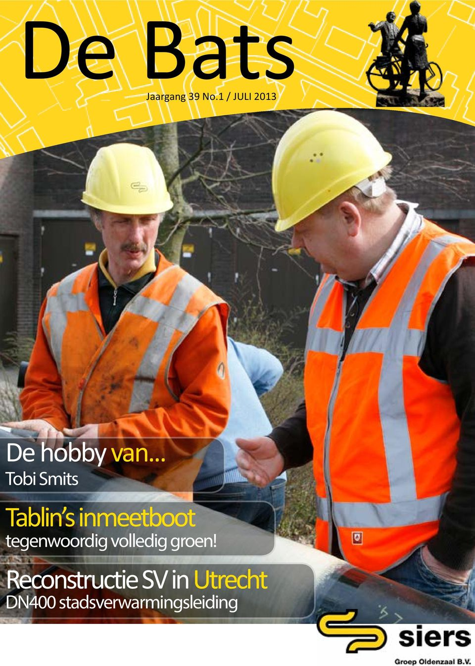 .. Tobi Smits Tablin s inmeetboot